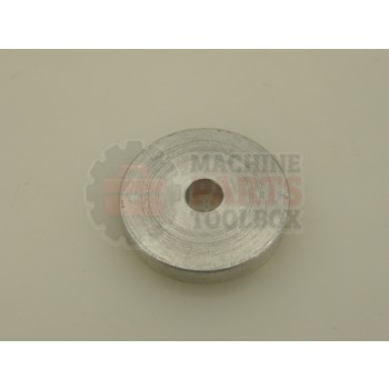 Lantech - Ring 30MM OD X 6.5MM ID X 5MM Thick Stainless Steel - 000859A