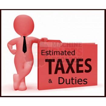 International Shipping - Estimated Taxes & Duties