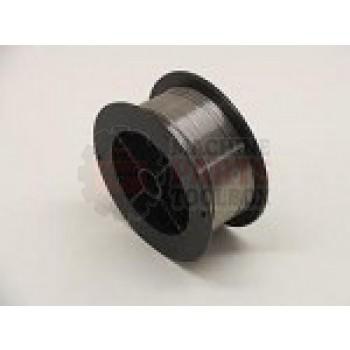 "Wire - .040"" x 50' 1/2 Hard Nichrome Wire 10545, 1100-012, WE40X50FTH"