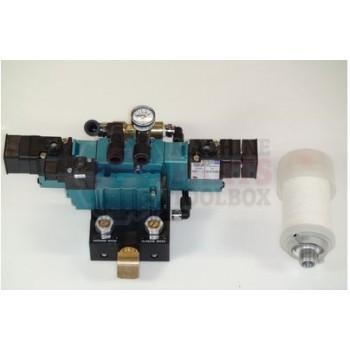 Shanklin - Vavle, stack w/ side seal - # SPC-0047-001