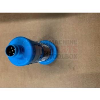 Wulftec - Ultrasonic Diffuse M12 Qd 9-30VDC Pnp - # 0ECAP00525
