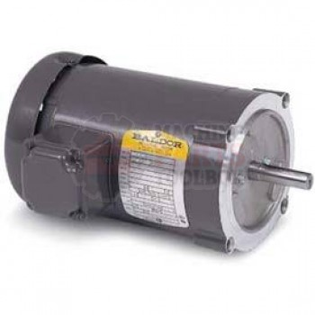 Wulftec - Mtr 230/460V 1Hp 56C - # 0EMTR00012 *Contact MPT for pricing and lead time.*