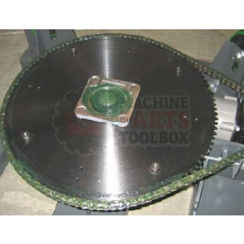 Wulftec - Flanged Bearing, Turn Table Center Bearing, Most Models - # 0MBRG00001