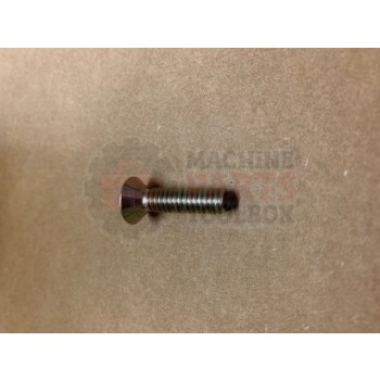 Wulftec - Capscrew Flat Socket Head 1/4-20 X 1 1/4 - # 0MFST00197 *Contact MPT for pricing and lead time.*