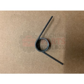 Wulftec - Spring Torsion Lh For Rh Carriage - # 0MHDW00134