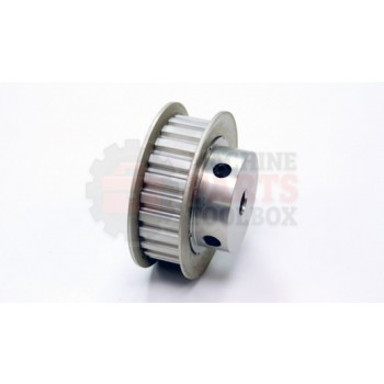 Wulftec - Gear Belt Pulley (Stock Bore) 5/8 Bore - # 0MSPK00413 *Contact MPT for pricing and lead time.*