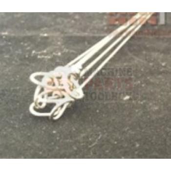 """Beseler - Wire, 6 Pack, 18-3/4"""" 1313 Side, 1513 Side, 1913 Side, 10-16443-05, 10-41690-07, 10-41690-11"""