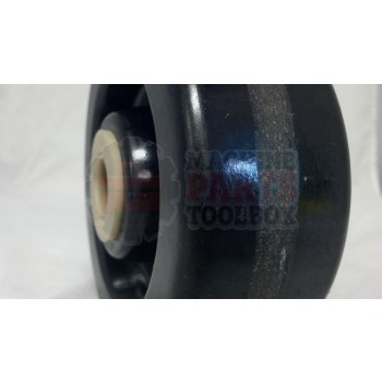 """Orion - Caster 5"""" w/ Heavy duty bearings for High Profile H66/17 - H66/20 series - # 015350"""
