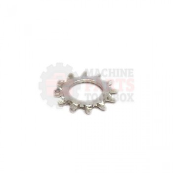 3m -  WASHER,LOCK,EXTERNAL TOOTH - # 18-9851-1015-6