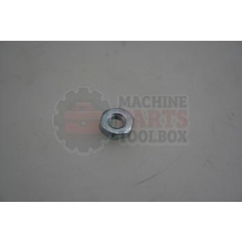 Lantech - Fastener Nut Hex #10-32 Grade 5 - S-007412