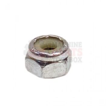 3M -  NUT-PLASTIC INSERT 10-24 - # 26-1005-8126-8
