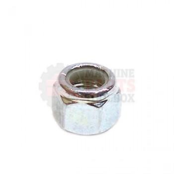 3M -  NUT W/PLASTIC INSERT - # 26-1009-4995-2