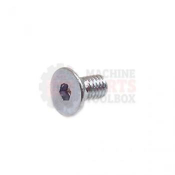 3M -   Steel Flat Socket Cap Screw M4-07X8mm - # 26-1014-3289-1