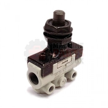 3M - VALVE-AIR 3 WAY, PLUNGER - # 26-1004-7412-6