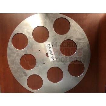"Shanklin - Disc, 15"" Old Style Hub - J05-2084-002"