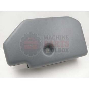 Lantech - Cover Film Delivery System Large RVS Flow Gray Haircell - 30006481