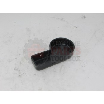 Lantech - Guard Cutter Arm Tooless Hot Wire Bottom RVS Flow Black - 30006635