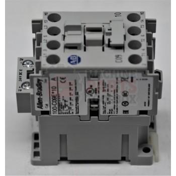 Lantech - CONTACTOR 24VDC 9A 1N0 AUX ELECTRIC COIL - 30146663