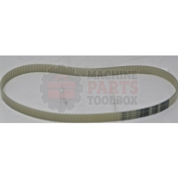 Lantech - Belt Flat Timing AT5 Pitch 750MM LG X 15MM Wide Steel Cord Urethane - 30155479