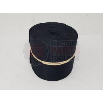Lantech - BELT FLAT LIFT MIL-SPEC NYLON 3 X 395 FOR FDS 110 QA (OPEN-END LOOP) - 30160021