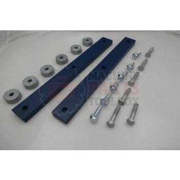 Lantech - Kit Bolt And Backer Plate Frame To Leg Connection S-Series - 30163983