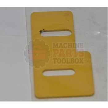 Lantech - PLATE SPACER FOR QM SAFETY BAR 16 GA - # 30184600
