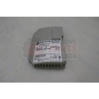 Lantech - Plc Accessory Compact I/O Right End Cap/Terminator - 31003249