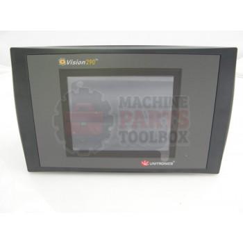 Lantech - PLC HMI Combo Touch 5.7 1/4-VGA Mono 24VDC 2-RS232 1-Canbus 1-I/O - 31022715