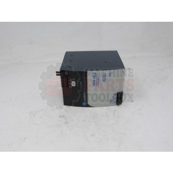 Lantech - Power Supply Enclosed Allen-Bradley 100-240VAC Input 24VDC 20AMP DIN Rail Mount UL508 - 31046522