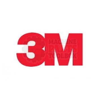 3M -  Label - 3M Red (Column) - # 78-8137-7404-5