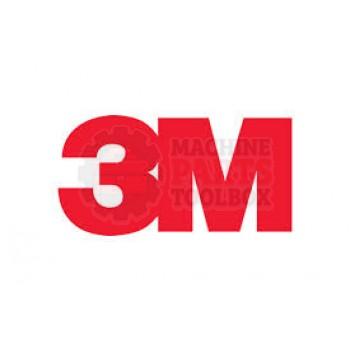3M - Belt, Drive with Hook - # 78-8076-5452-6 - Tape Machine - Carton Sealer Parts -  Machine Parts Toolbox