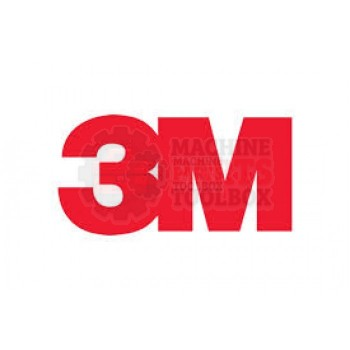 3M -  Plate - Clamp Wiper Front/Rear - # 78-0025-0427-8