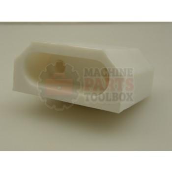 Lantech - Mount Static Probe Double 1 Inch X 2 Inch X 2 1/4 Inch Long - 5001835A