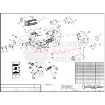 Dekka - 23, HS, Core Mechanism 59-641, Z59-641