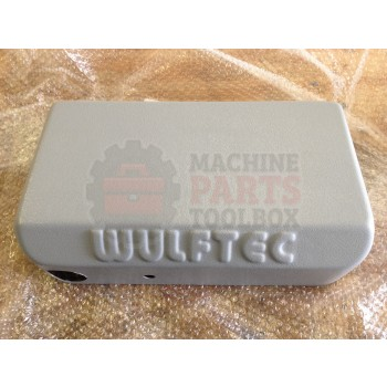 """Wulftec - R.H. Carriage Cover 5% Abs Entec 1/8"""" Thick - # 5MCAR00090"""