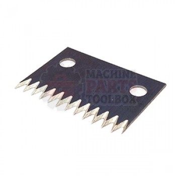 3M - Blade - Serrated Blue Tempered - # 70-7086-0230-8