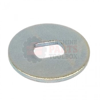 3M - WASHER,FRICTION(DOUBLE-D) (15501) - # 70-8659-1600-4
