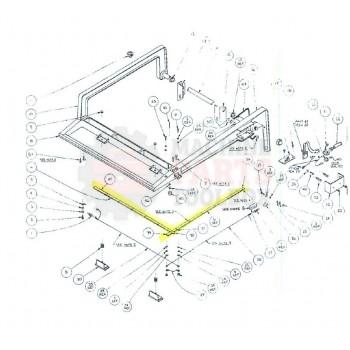 X-Rite - Ceramic Channel Set - # 710-271 w/Silicone Adhesive