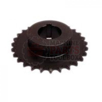 "3M - Sprocket - 3/8"" Pitch 28 Teeth -# 78-8054-8986-7"