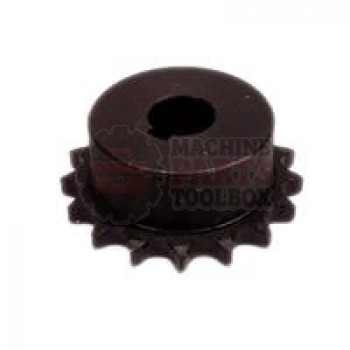 3M - TOP GEARBOX PINION Z-17 - # 78-8137-6305-5
