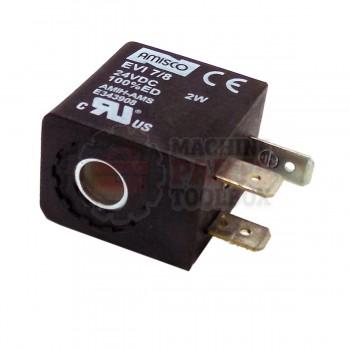3M - Coil - 22 ø8 BA 2W-24VDC UR - # 78-8137-7701-4