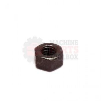 3M - NUT-M4 BURNISHED - # 78-8137-7894-7