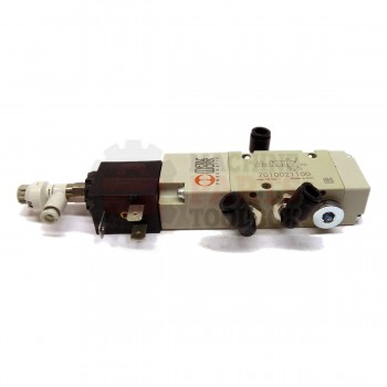 3M -  Solenoid Valve Assembly - # 78-8137-7955-6