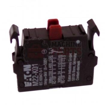 3M - Contact Block - M22-K01 - # 78-8137-8085-1