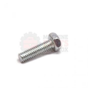 3m - SCREW-HEX HD M4X14 Z PL - # 83-0002-7336-3