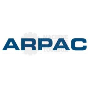 "Arpac - Halves, Bar Seal 38"" LH - 142599"
