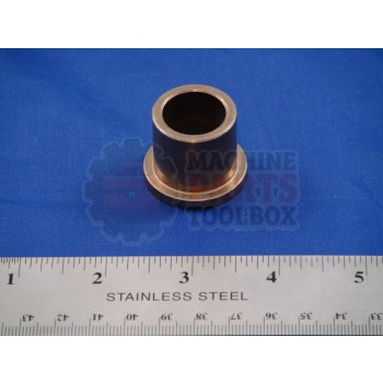 "Shanklin - 3/4""Id*1"" Lg Flange Bearing - BA-0063"