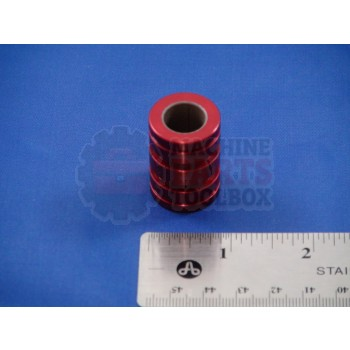 "Shanklin - Bushing, 1/2"" For Spring Loaded Guide On Hot Knife Side Seal - BA-0130"