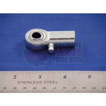 "Shanklin - 3/8"" B, Female Rod End Bearing For Connecting Rods - BB-0077"