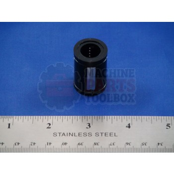 "Shanklin - 1/2"" Ball Bearing For Vertical Carriage Bearing Blocks, F, Hs Stainless Machines - BC-0033"